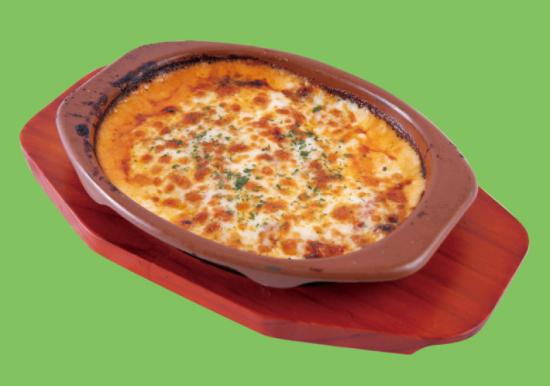 チーズたっぷりミラノ風ドリア