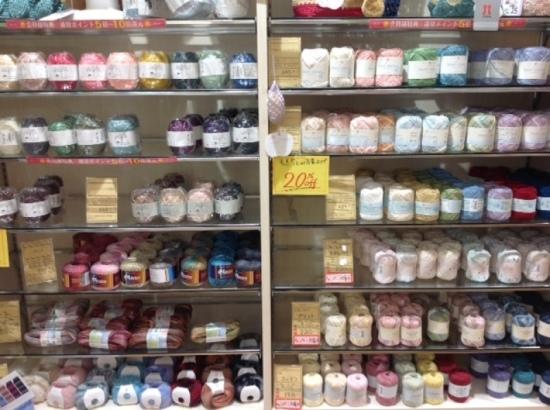 6月は毛糸のまとめ買いがお得! 編み物、手作り、バッグ、帽子、ハンドメイド