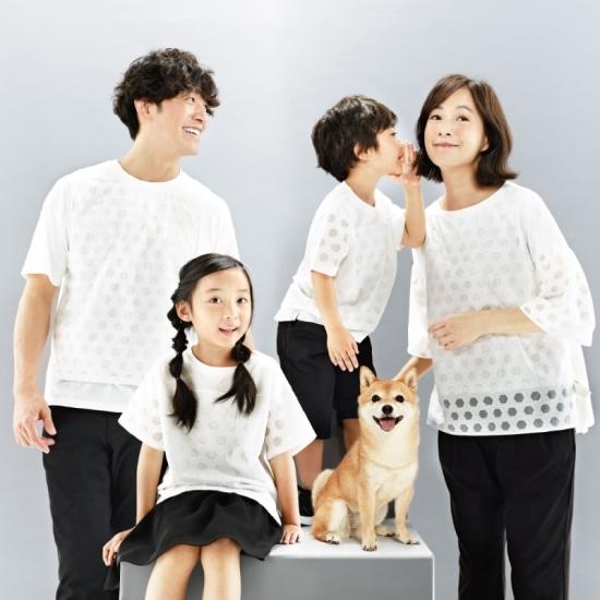 籠目文様Tシャツ コムサ,Tシャツ,キャンペーン,和柄