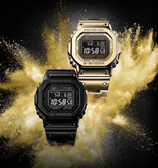 ◆GMW-B5000 NEWモデル 9月21日発売◆ カシオ,G-SHOCK,フルメタル,ソーラー電波,Bluetooth,,